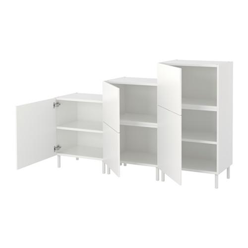 PLATSA - cabinet, white/Fonnes white   IKEA Hong Kong and Macau - PE640737_S4