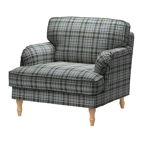STOCKSUND 扶手椅布套
