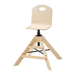GRÅVAL - 兒童椅 | IKEA 香港及澳門 - PE774132_S3