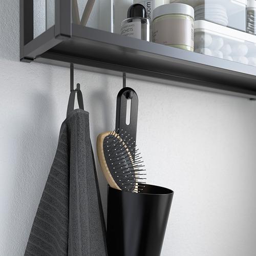 ENHET - rail for hooks, anthracite   IKEA Hong Kong and Macau - PE785957_S4