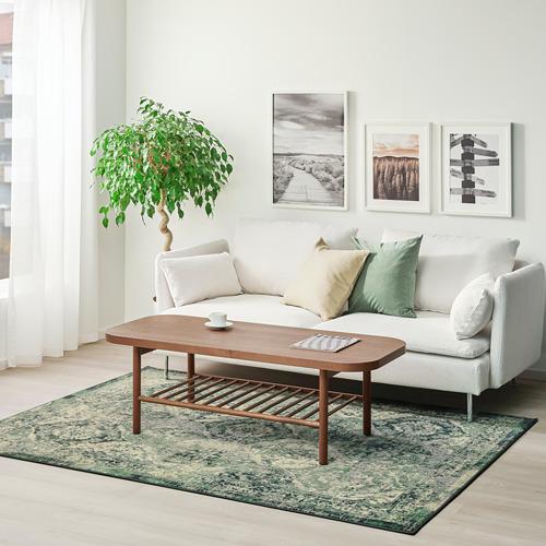 VONSBÄK - rug, low pile, green | IKEA Hong Kong and Macau - PE731378_S4
