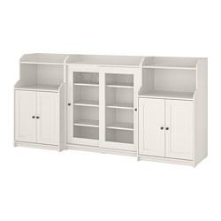HAUGA - 貯物組合, 白色 | IKEA 香港及澳門 - PE785999_S3