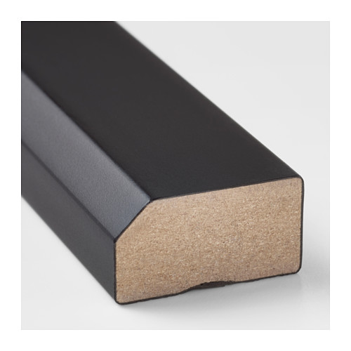 KUNGSBACKA - chamfer decostrip/moulding, anthracite | IKEA Hong Kong and Macau - PE640870_S4