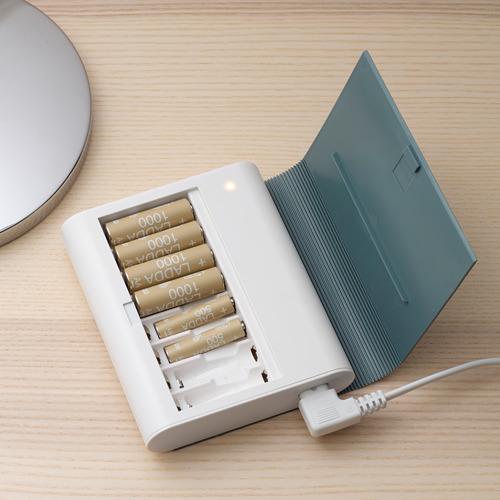 TJUGO 電池充電器