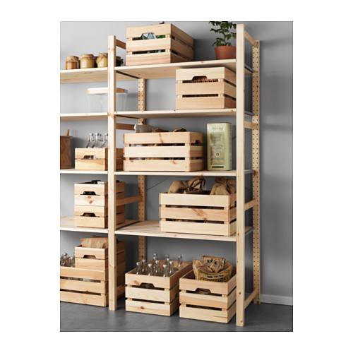 KNAGGLIG - box, pine | IKEA Hong Kong and Macau - PE575301_S4