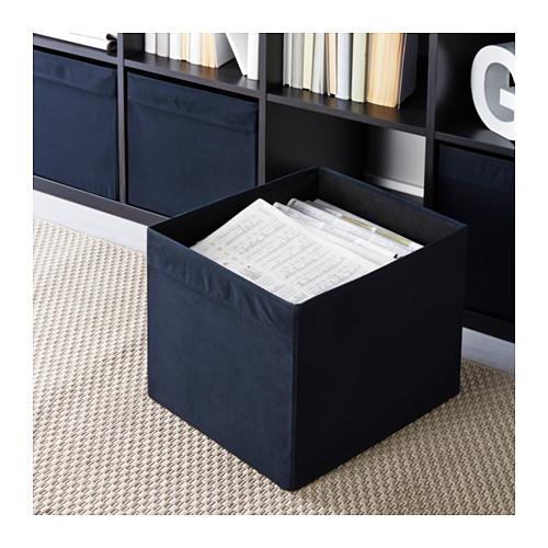 DRÖNA - box, black | IKEA Hong Kong and Macau - PE575316_S4