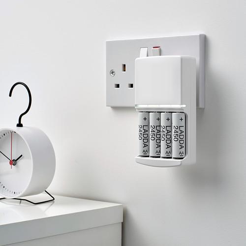 KVARTS - 電池充電器 | IKEA 香港及澳門 - PE731474_S4