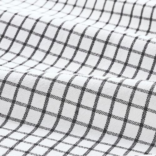 RINNIG - 抹布, 白色/深灰色/圖案 | IKEA 香港及澳門 - PE786440_S4