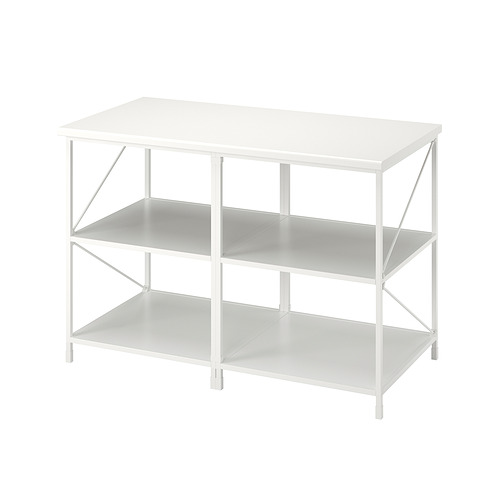 ENHET - 廚房工作檯層架組, 白色 | IKEA 香港及澳門 - PE831116_S4