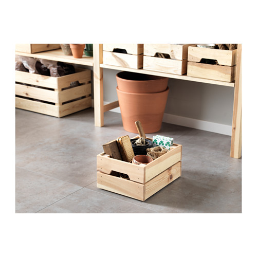 KNAGGLIG - box, pine | IKEA Hong Kong and Macau - PE575451_S4