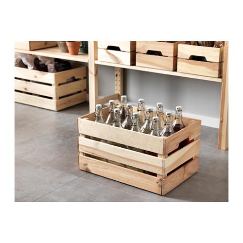 KNAGGLIG - box, pine | IKEA Hong Kong and Macau - PE575452_S4