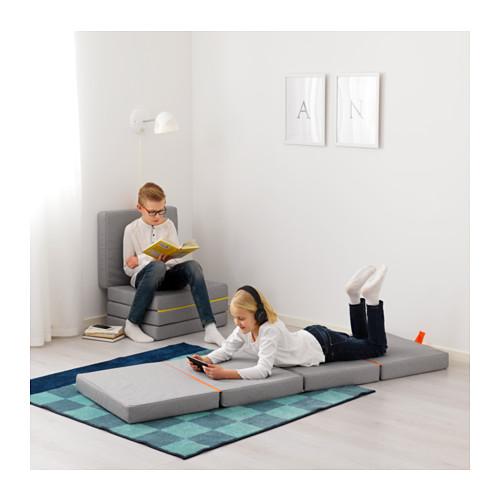 SLÄKT - pouffe/mattress, foldable | IKEA Hong Kong and Macau - PE643290_S4