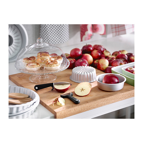 ARV BRÖLLOP - serving stand with lid, clear glass | IKEA Hong Kong and Macau - PH132463_S4