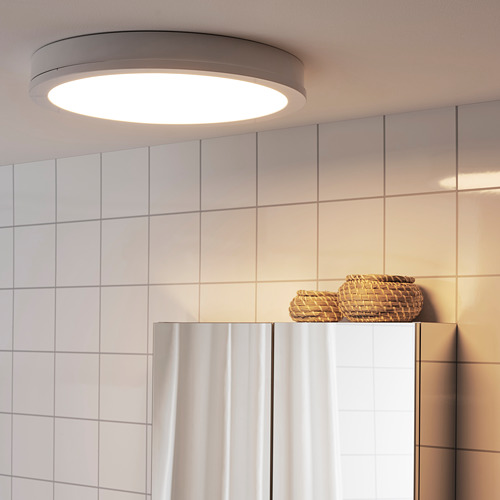 GUNNARP - LED天花/壁燈, 白色 可調式/白光光譜 | IKEA 香港及澳門 - PE731525_S4