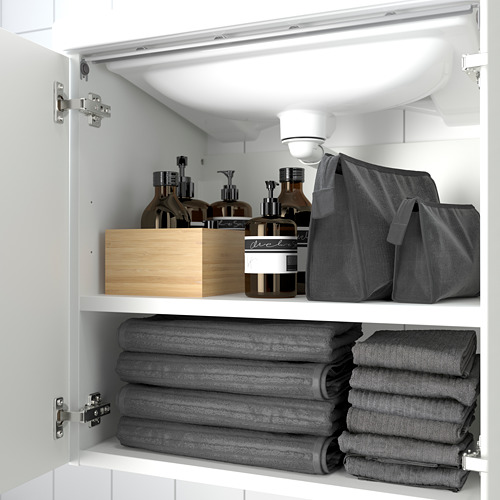 TVÄLLEN/ENHET - wash-basin cabinet with 2 doors, white/Pilkån tap   IKEA Hong Kong and Macau - PE786211_S4