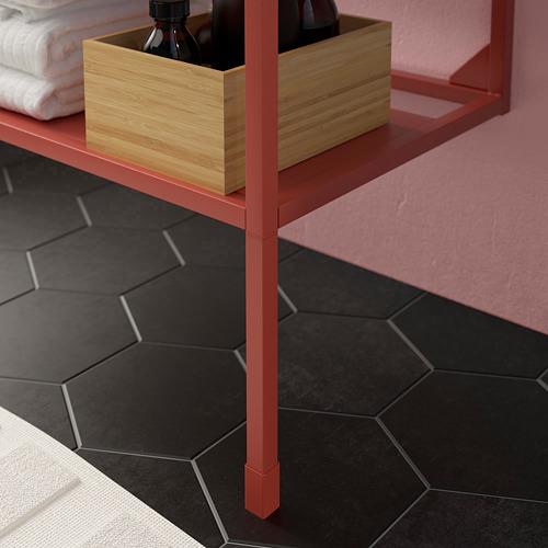 ENHET - 框架支腳, 橙紅色 | IKEA 香港及澳門 - PE786240_S4