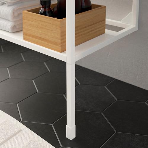 ENHET - 框架支腳, 白色   IKEA 香港及澳門 - PE786239_S4