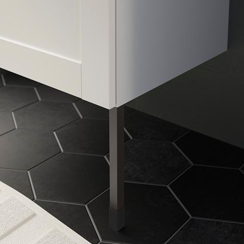 ENHET - 櫃腳, 炭黑色 | IKEA 香港及澳門 - PE786242_S4