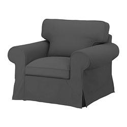 EKTORP - 扶手椅, Hallarp 灰色 | IKEA 香港及澳門 - PE774418_S3