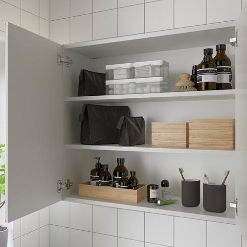 ENHET - 雙門鏡櫃, 白色   IKEA 香港及澳門 - PE786318_S4