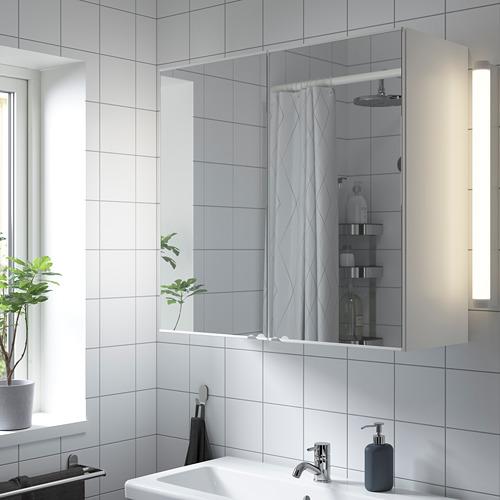 ENHET - 雙門鏡櫃, 白色   IKEA 香港及澳門 - PE786327_S4