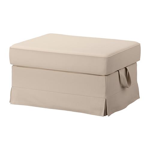 EKTORP - 腳凳, Hallarp 米黃色   IKEA 香港及澳門 - PE774442_S4