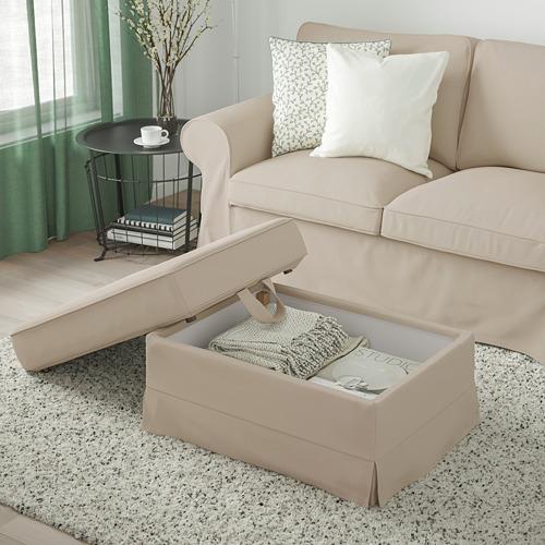 EKTORP - 腳凳, Hallarp 米黃色   IKEA 香港及澳門 - PE774444_S4