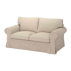 EKTORP - 2-seat sofa, hallarp beige | IKEA Hong Kong and Macau - PE774470_S3