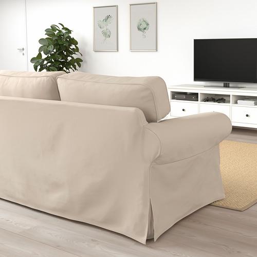 EKTORP - 三座位梳化, Hallarp 米黃色 | IKEA 香港及澳門 - PE774472_S4
