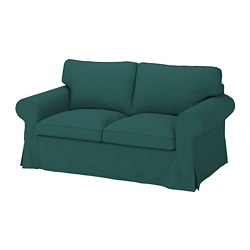 EKTORP - 兩座位梳化, totebo 深湖水綠色 | IKEA 香港及澳門 - PE774478_S3