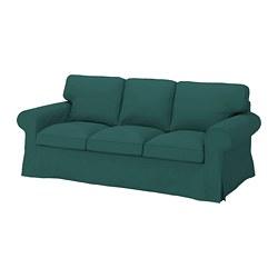 EKTORP - 三座位梳化, Totebo 深湖水綠色 | IKEA 香港及澳門 - PE774493_S3