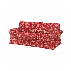 EKTORP - 三座位梳化, Virestad 紅色/白色 | IKEA 香港及澳門 - PE774491_S3
