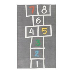 HEMMAHOS - play mat, grey | IKEA Hong Kong and Macau - PE575679_S3
