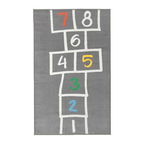 HEMMAHOS - play mat, grey   IKEA Hong Kong and Macau - PE575679_S4