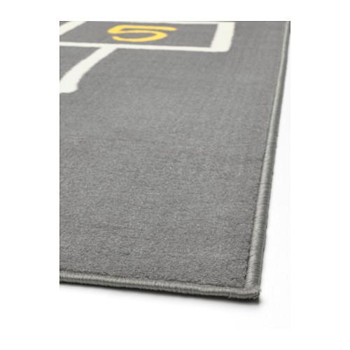 HEMMAHOS - play mat, grey   IKEA Hong Kong and Macau - PE575680_S4