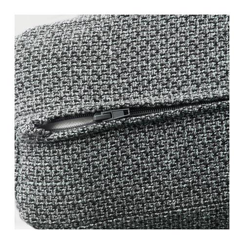 LIDHULT - 四座位梳化, 連躺椅/Lejde 灰色/黑色 | IKEA 香港及澳門 - PE688595_S4