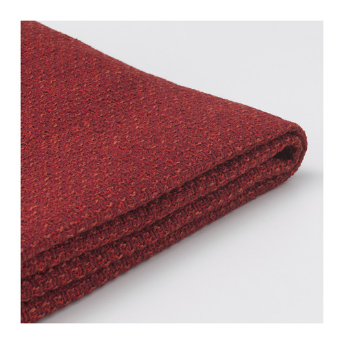 LIDHULT - cover for 1-seat section, Lejde red-brown | IKEA Hong Kong and Macau - PE688603_S4