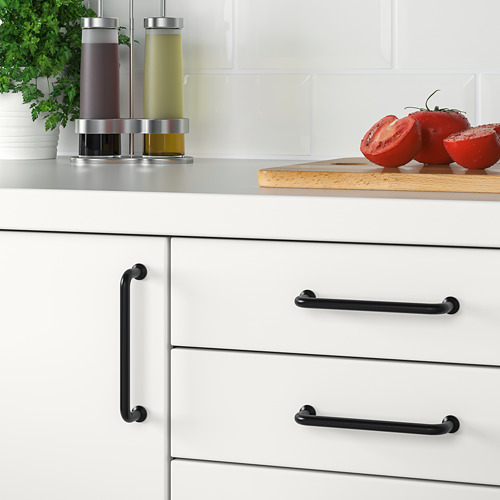 BAGGANÄS - handle, black | IKEA Hong Kong and Macau - PE731611_S4