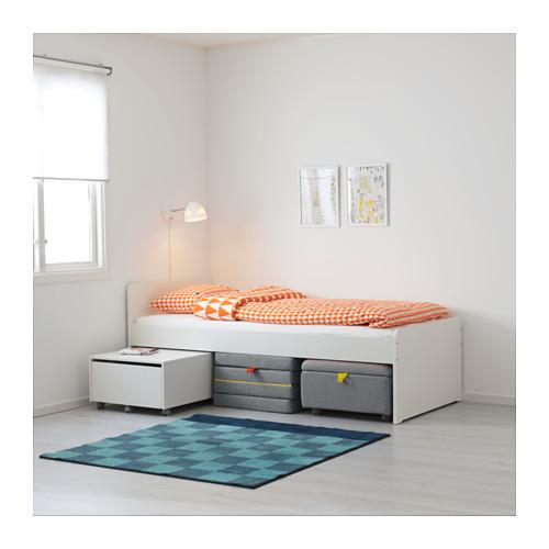 SLÄKT - pouffe/mattress, foldable | IKEA Hong Kong and Macau - PE642497_S4