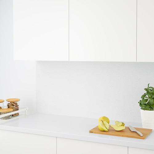 KLINGSTA - custom made wall panel, white mineral effect/acrylic   IKEA Hong Kong and Macau - PE731673_S4