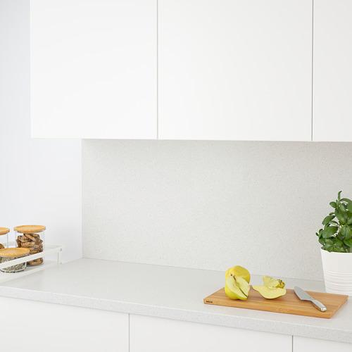 KLINGSTA - custom made wall panel, light grey mineral effect/acrylic   IKEA Hong Kong and Macau - PE731681_S4