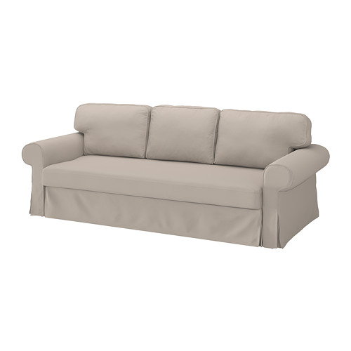 VRETSTORP cover for 3-seat sofa-bed