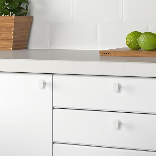 HACKÅS - 把手, 白色   IKEA 香港及澳門 - PE731719_S4