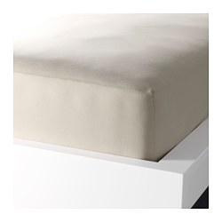 DVALA - 標準雙人床笠, 米黃色 | IKEA 香港及澳門 - PE576041_S3
