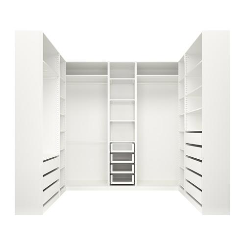 PAX - 衣櫃, 白色 | IKEA 香港及澳門 - PE731828_S4
