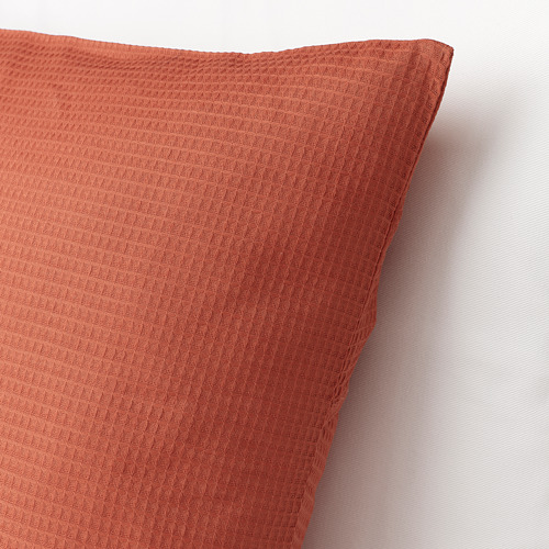 EBBATILDA - cushion cover, rust   IKEA Hong Kong and Macau - PE786562_S4