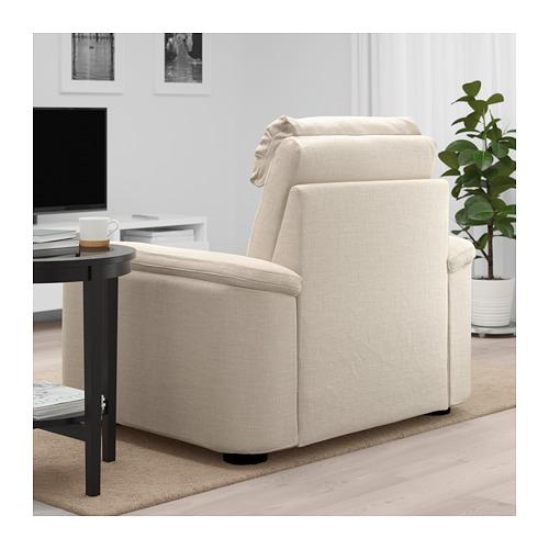 LIDHULT - armchair, Gassebol light beige | IKEA Hong Kong and Macau - PE688912_S4