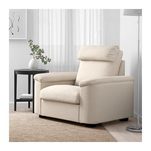 LIDHULT - armchair, Gassebol light beige | IKEA Hong Kong and Macau - PE688915_S4