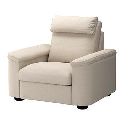 LIDHULT - armchair, Gassebol light beige | IKEA Hong Kong and Macau - PE688913_S3