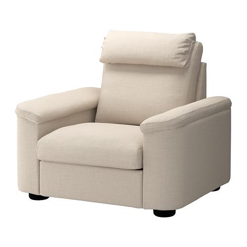 LIDHULT - armchair, Gassebol light beige | IKEA Hong Kong and Macau - PE688913_S4